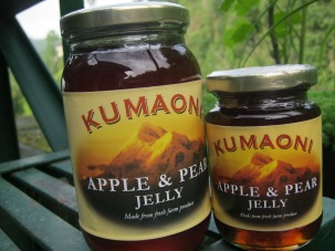 natural Jam N jelly from Himalays